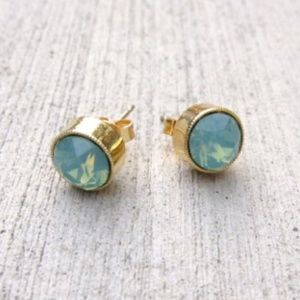 Swarovski Crystal Stud Earings