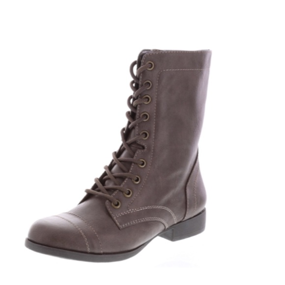 75% off Brash Shoes - ❗️Clearance! Lace Up Combat Boots❗ from ...