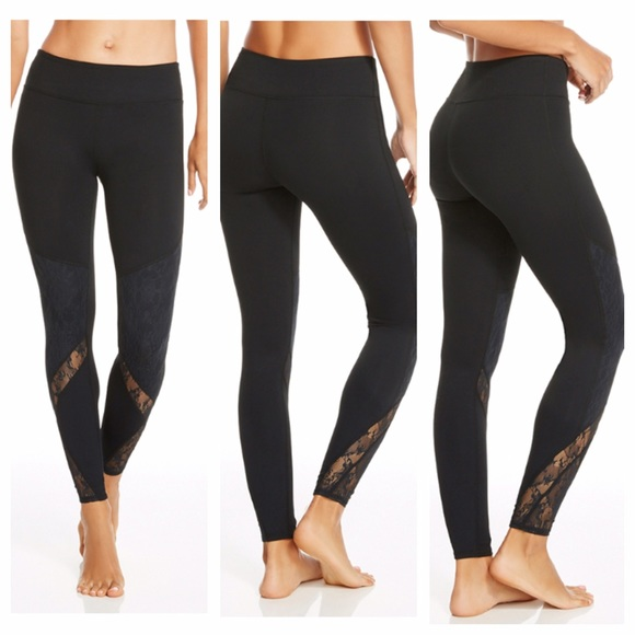 e85a2d48ed3 Fabletics Lace Bottom Clover Legging