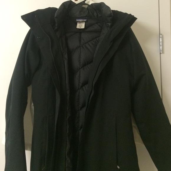 Patagonia Jackets Amp Coats Womens Tres 3in1 Parka Poshmark