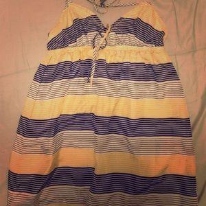 Heritage 1981 Dresses & Skirts - Silky striped dress