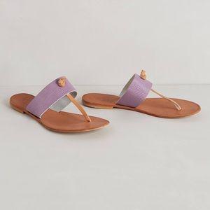  BUNDLED  Joie a la Plage 'Nice' sandals