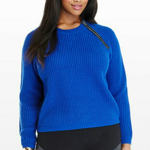Sweaters - blue sweater !