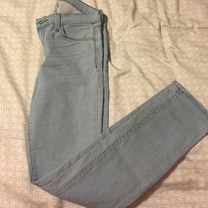 JBrand light wash jeans