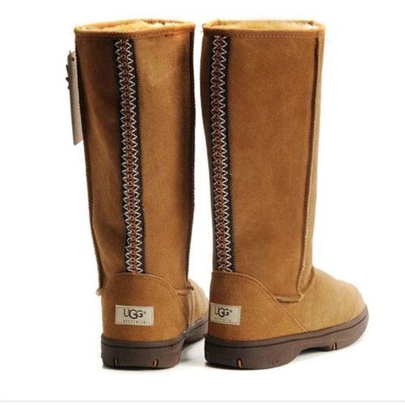 ultimate tall braid ugg boots