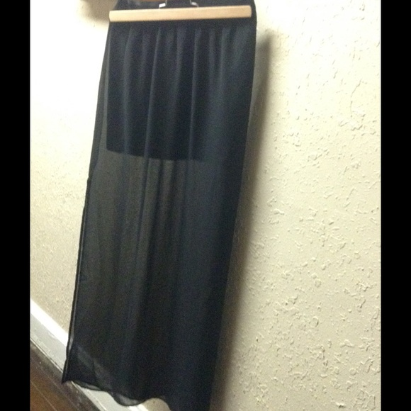69 h m dresses skirts h m mini skirt with sheer