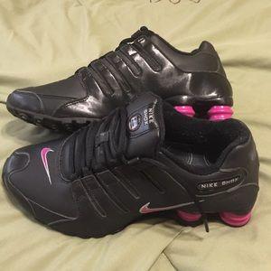 designer fashion 4c170 21c0d nike womens shox black sz 10 cheap