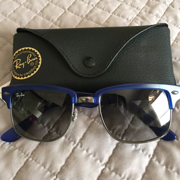 99606552ad0f7 wholesale ray ban rb4190 clubmaster square sunglasses womens 45a59 0b138