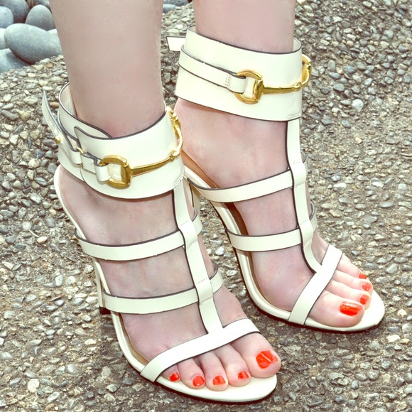 HeartSoul Shoes - Ankle wrap heels