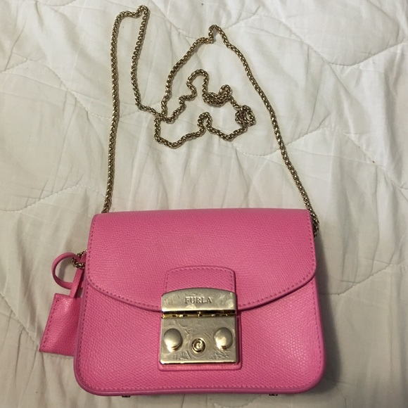Furla Handbags - Furla Mini Julia Crossbody