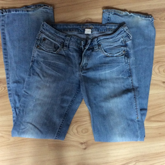 37% off Silver Jeans Denim - Silver Lola jeans size 27/33 from ...