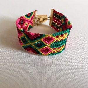 La New Yorkilla Accessories - 🔻SALE ✨HP✨Colorful Hand Made Bracelet