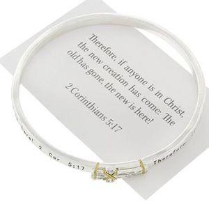 2 Corinthians 5:17 Bracelet