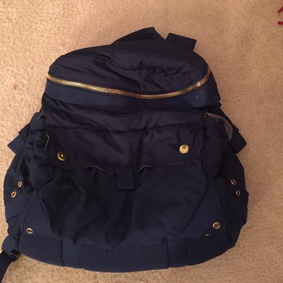 8b5a5b84086 LeSportsac Handbags - Stella McCartney for LeSportsac blue backpack