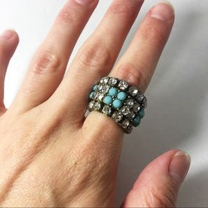 NWT Set of 3 Stretchy Rings