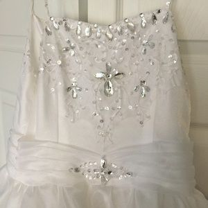 Size 10 communion dress