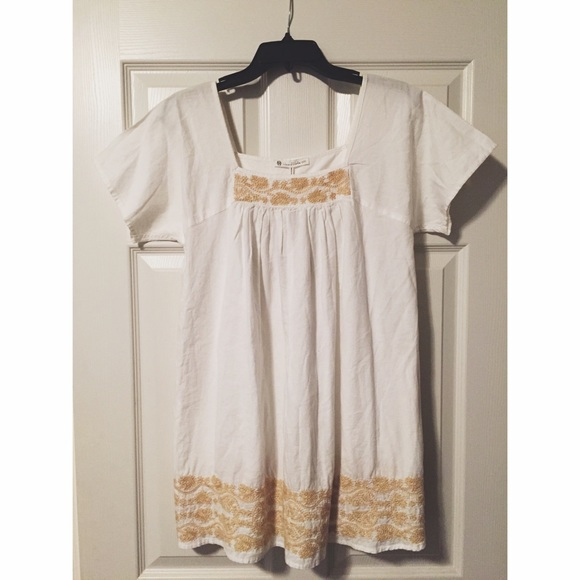 60 Off House Of Harlow 1960 Dresses Skirts House Of Harlow 1960 Cream Thalia Mini Dress