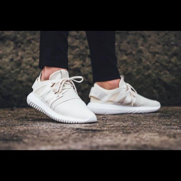 Zapatos Adidas Virales Tubulares Blanco 7Xi82g