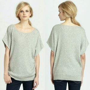 Haute Hippie Tops - (SALE!) Haute Hippie Sequin Dolman Sweatshirt