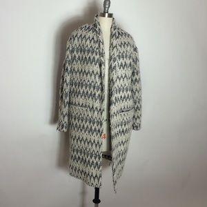 IRO Caly Manteau Coat - sz 34 /XS