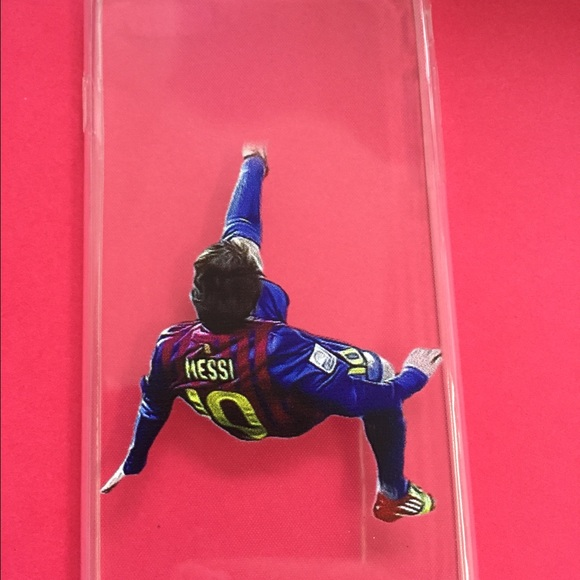 newest ec035 c2929 Lionel Messi iPhone 6/6S silicone case
