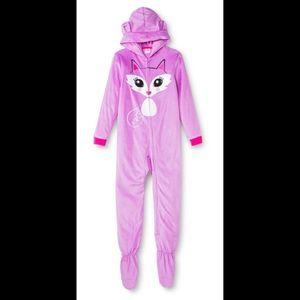 87563f9d6d Circo Intimates   Sleepwear - NWOT Target Purple Fox Footed Onesie Pajamas