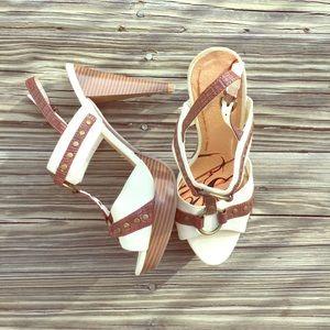 Anne Michelle Shoes - Slingback Heels 💕