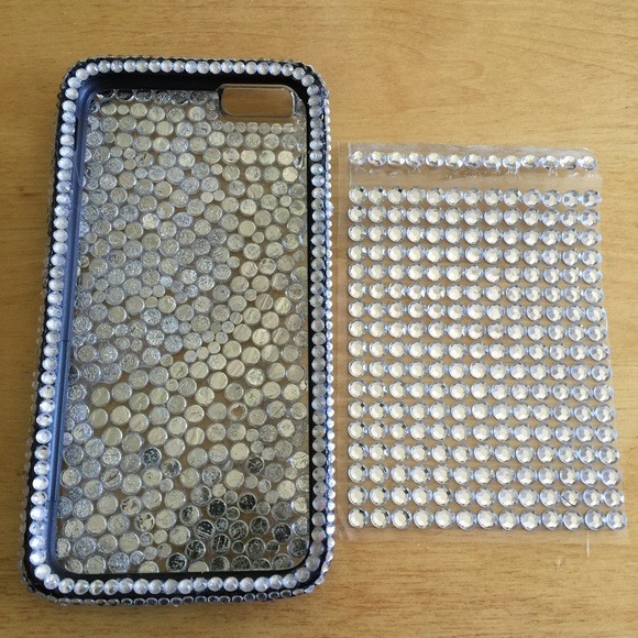 Bling iPhone 6 6s Plus Otterbox Clear Symmetry 6cbc3ceb37
