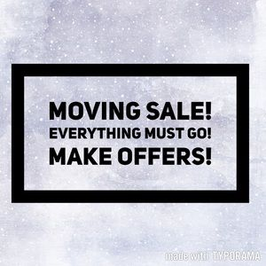 Jewelry - Moving sale!!! Make offers!