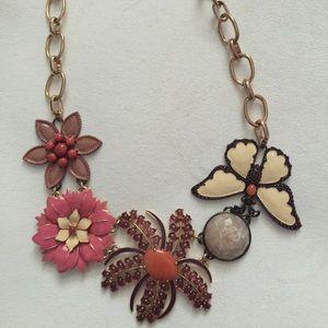 Stella & Dot Spring Burst Necklace
