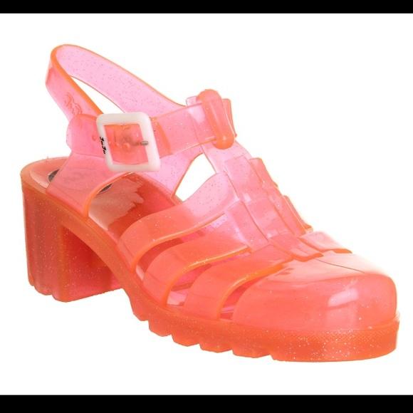 Juju Sandal Footwear Heeled Babe Jelly shrxtQdC
