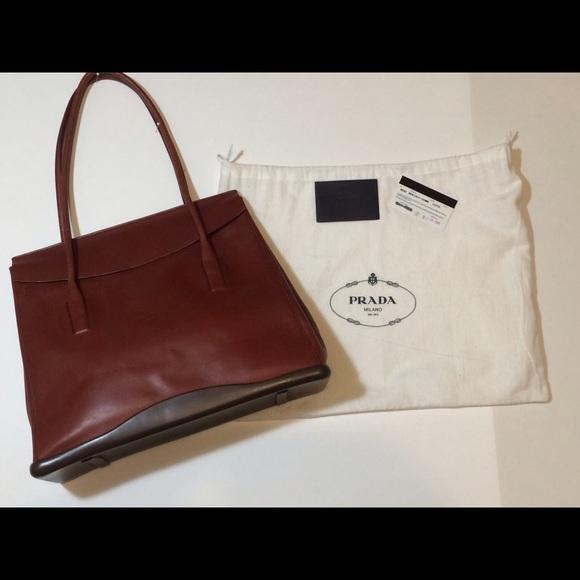 ... SALE🎉Authentic Vintage Prada. M 570fe29ba88e7de61e01ef67. Other Bags  ... cf11fb2036752