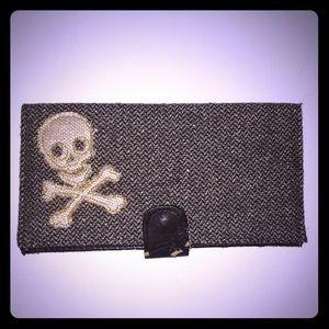 Handbags - Skull and crossbones wallet