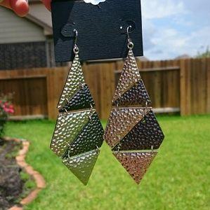 bebe Jewelry - Bebe statement earrings