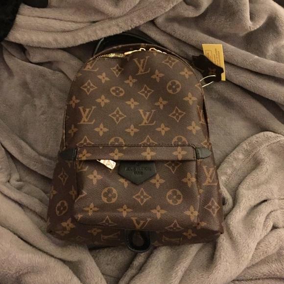75df27a35838 Louis Vuitton Handbags - Louis Vuitton Palm Springs BackPack