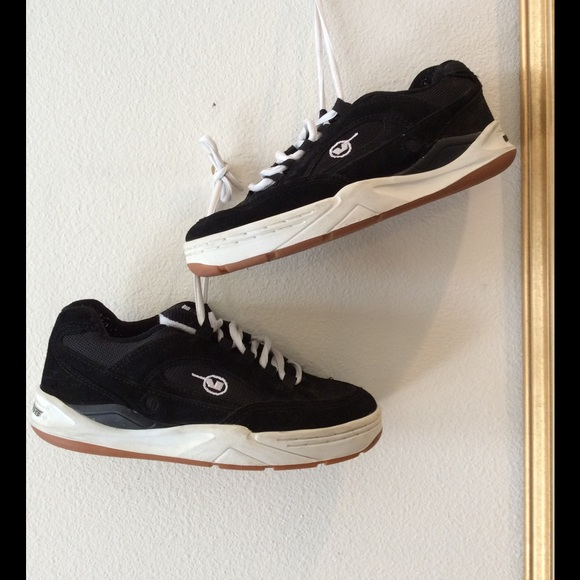c541044349 Vans Old School 90 s Skateboard Shoes Skater Black.  M 56e74d7e7f0a05b45c069df9