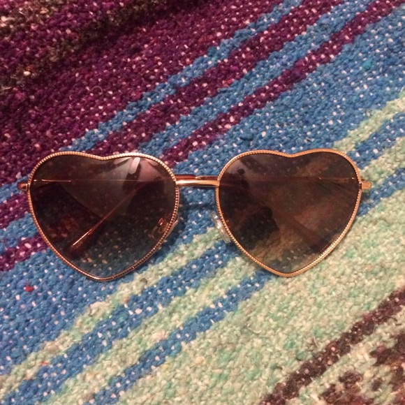 5d1d1aa76937e Heart Shaped Sunglasses Pacsun. M 56e7536036d594e0a20008c8