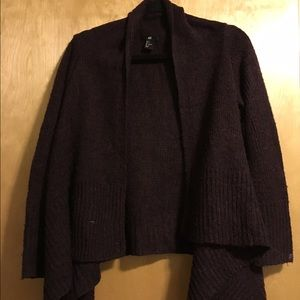 Cozy knit sweater. Good condition.