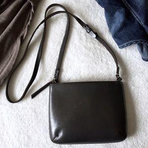 Lucky Brand Genuine Leather Crossbody Purse
