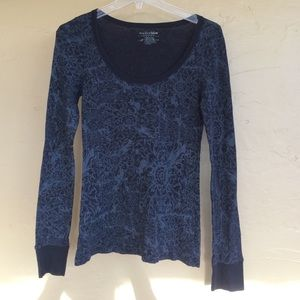 Anchor Blue Tops - Anchor Blue thermal