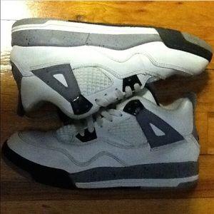 Shoes - Cement 4s