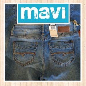 Mavi Denim - Awesome fitting Mavi mid rise bootleg jeans, NWT