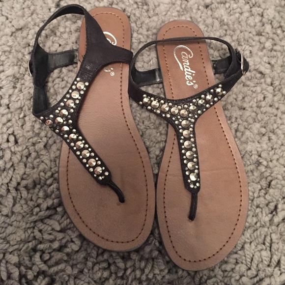 c8ca660b4c2090 Candie s Shoes - Candies Sandels