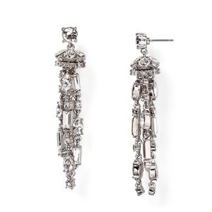 kate spade evening affair chandelier earrings