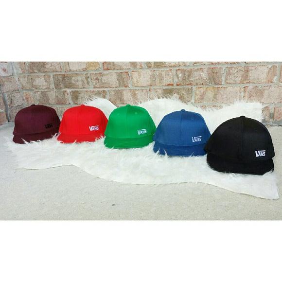 f1a6d9850dc1a Vans Other - VANS hat LOT - Mens Flexfit Hat LOT or  15 each