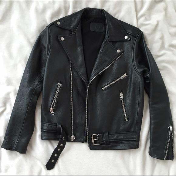 aa4147c6dd7f Laer Jackets   Blazers - Laer Women s Classic Moto Leather Jacket