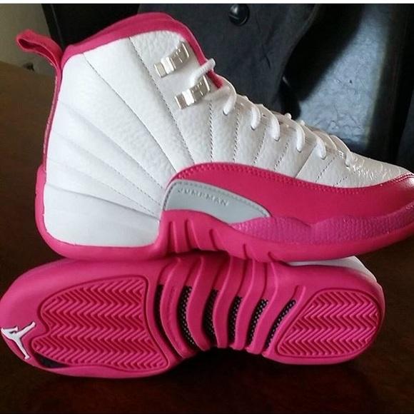 Pink 12s 30% off Jordan Shoes -...