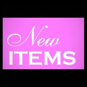 New items added weekly! Make sure to check often