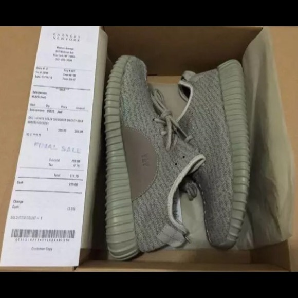 b6dd080dc00a2 Adidas Shoes - YEEZY BOOST 350 moon rock