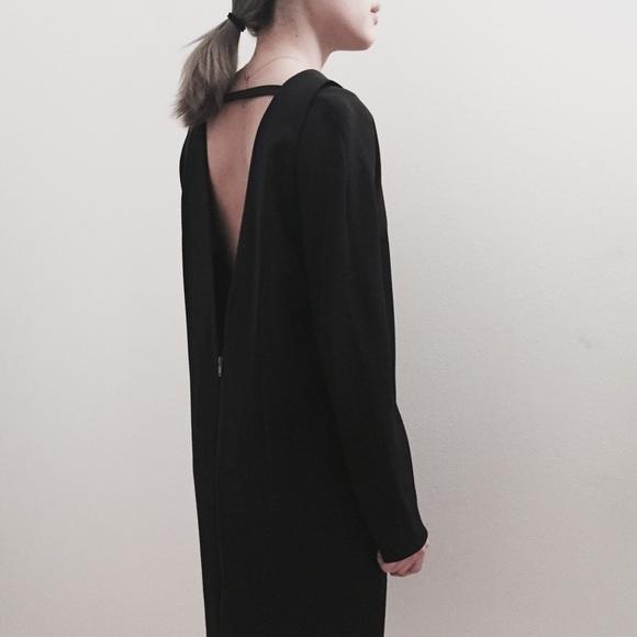 a058fc9d96b3 COS Dresses   Skirts - COS Deep V Back Dress